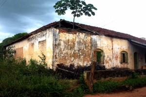 Casa sombria povoado de Gercinápolis Varjão Goiás 3 Foto João Faria /ONG Rios Goianos 25 02 2017