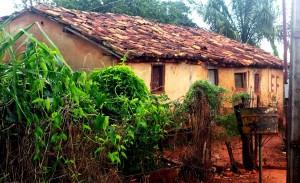 Casa sombria povoado de Gercinápolis Varjão Goiás 5 Foto João Faria/ONG Rios Goianos 25 02 2017