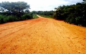 Estrada que liga Varjão ao Povoado de Gercinápolis Goiás 23 Foto João Faria 25 02 2017