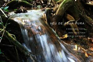 1º Queda d'água do Rio Meia Ponte, fica mais ou menos 600 metros abaixo da nascente principal do rio!